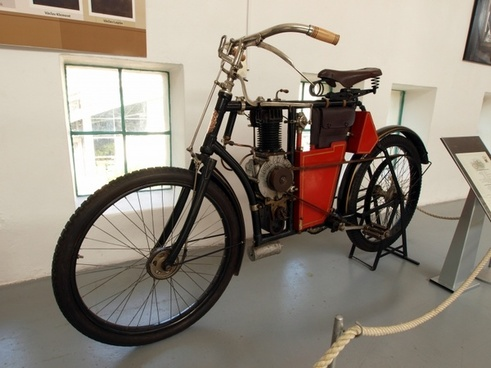 laurin and klement 1903 cycle motorcycle