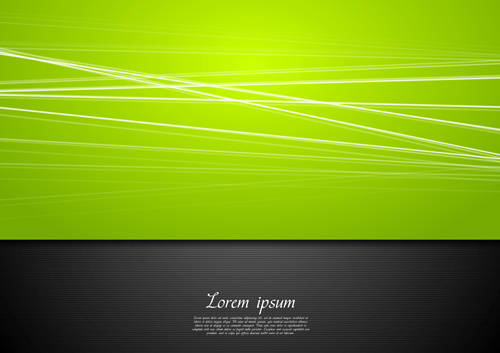 layered colored business vector background