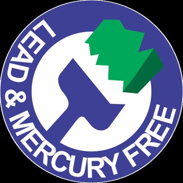 lead and mercury free logo