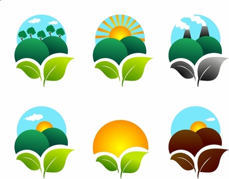 Leaf Icons