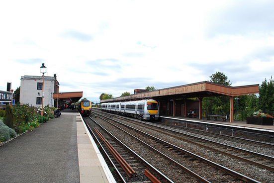 leamington spa station