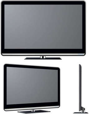 led tv 03 vector