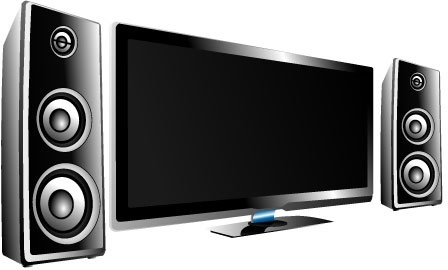led tv 06 vector