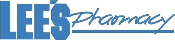 lees pharmacy