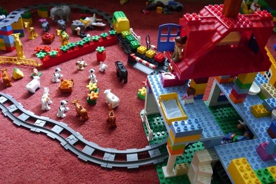 lego children's room seemed