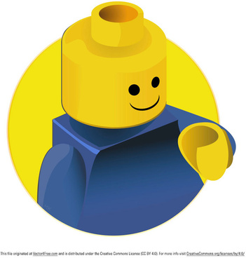Lego minifigures free vector download (29 Free vector) for