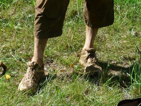 legs loamy dirty