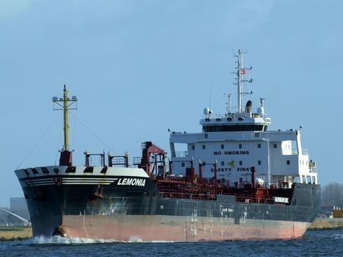 lemonia frachtschiff freighter
