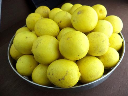 lemons ready for pickling