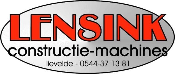 lensink constructie machines