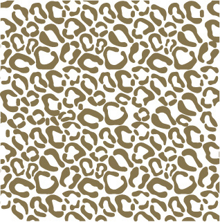 leopard pattern vector