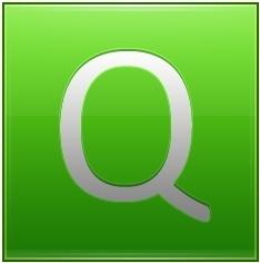 Letter Q lg