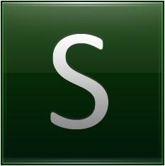Letter S dg