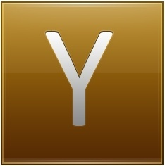 Alphabet letter y download free icon download 463 free icon for letter y gold altavistaventures Images