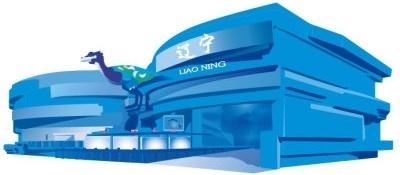 liaoning museum vector original