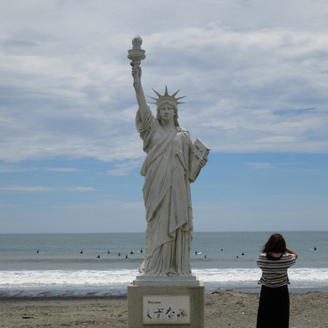 liberty by the sea