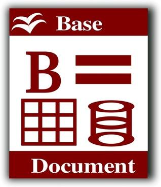 Libre Office Base icon