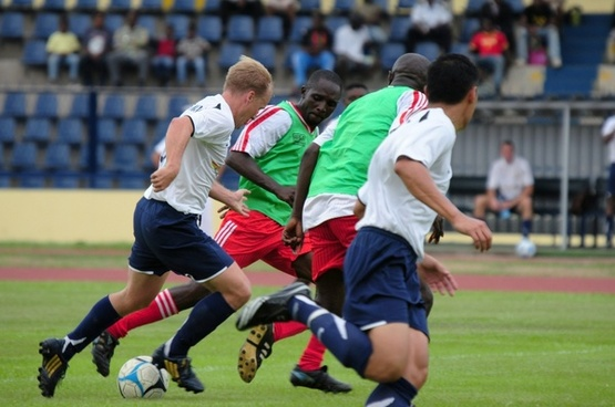 libreville gabon soccer