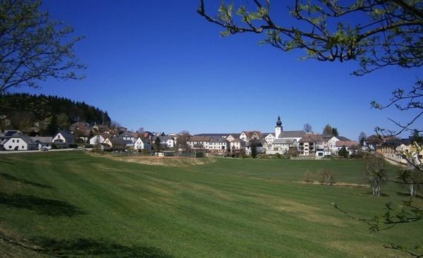 liebenau austria village