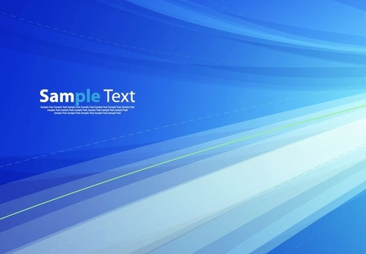 light background blue abstract vector graphic