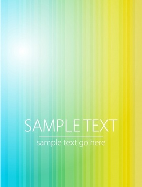 light background template vivid yellow green vertical decor
