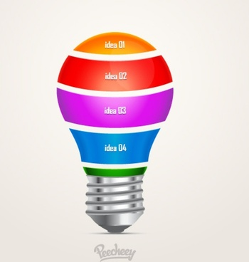 light bulb illustrations