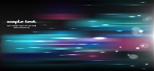 light speed vector backgrounds