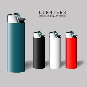 Lighters set
