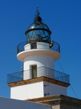 lighthouse cap creus spain