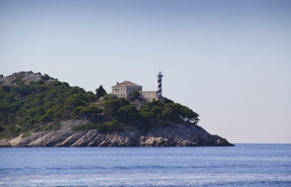 lighthouse croatia sestrica