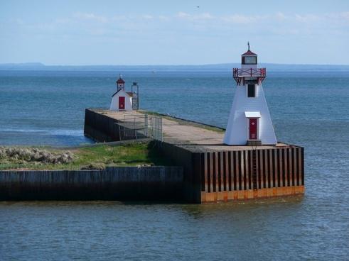 lighthouse prince edward island canada
