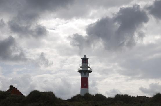 lighthouse sea side