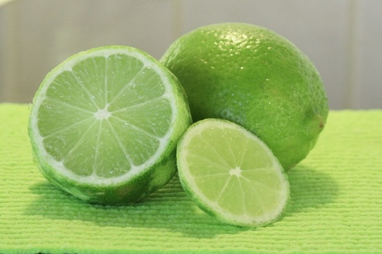 lime the fruit of the citrus
