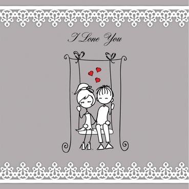 line art vector hand drawn valentine balloon love