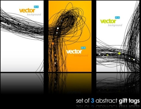 line elements of the cover vector