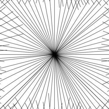 Line Explosion 0002 Pattern clip art
