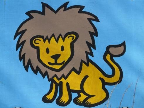 lion comic fig