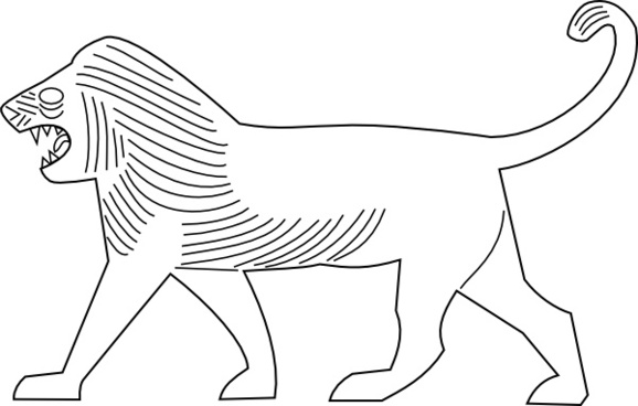 Vector Lion Outline Drawing Free Vector Download 97 443 Free Vector For Commercial Use Format Ai Eps Cdr Svg Vector Illustration Graphic Art Design Sort By Relevant First 'head of the family' 158mm x 198mm (6 1/4 x 7 13/16) a very superior lion looking down his nose.i saw this one in the lion park near harare in zimbabwe, not wild but in africa at least. all free download com