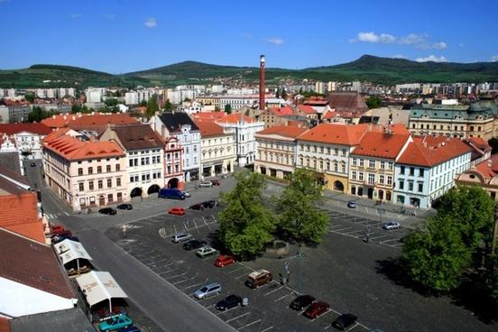 litomerice czech republic buildings