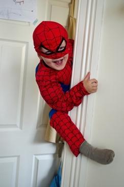 little spiderman spider