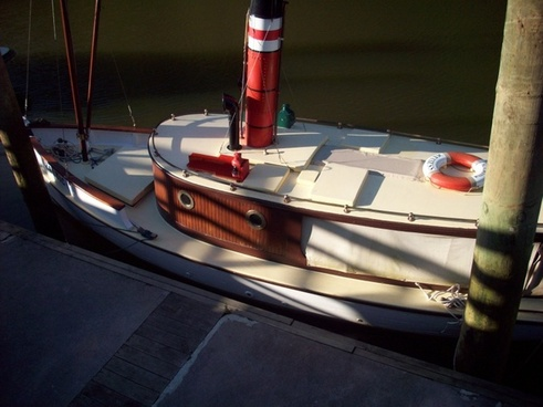 little steam boat