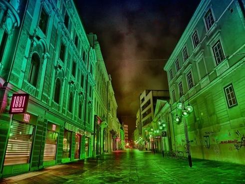ljubljana slovania buildings