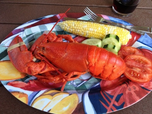 lobster lobster dinner lobster bake