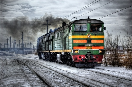 locomotive diesel russia