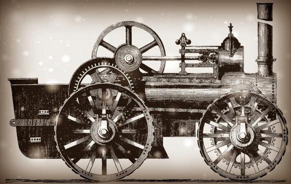 locomotive railroad train