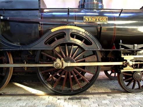 locomotive train old
