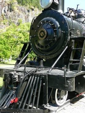 locomotive train railway