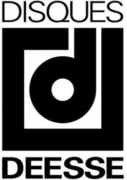 logo disques deesse vector