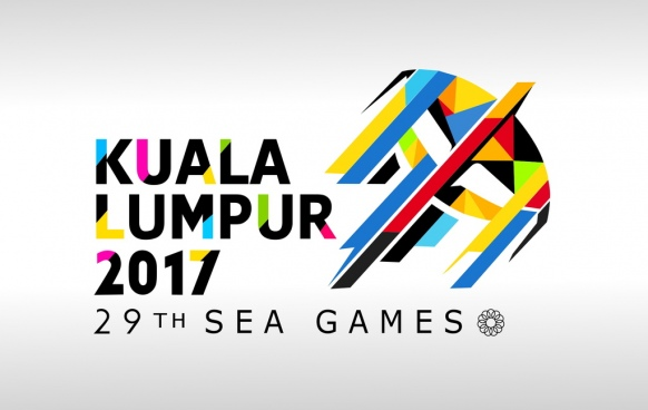 logo sea games 29 th vector