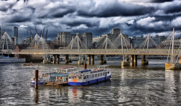 london england hdr